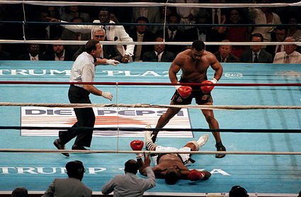 Mike Tyson Vs Leon Spinks