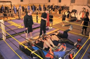 Henry Wharton Boxing Gym
